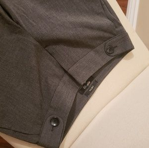 Style & Co. Grey Stretch Slacks